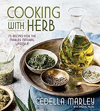 Cooking with Herbs by Cedella Marley