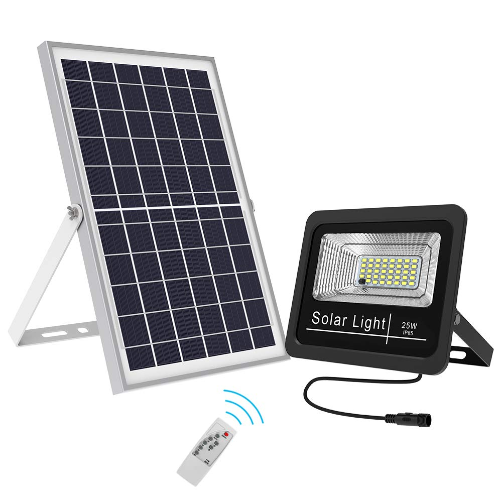 60W Solar Security Flood Lights