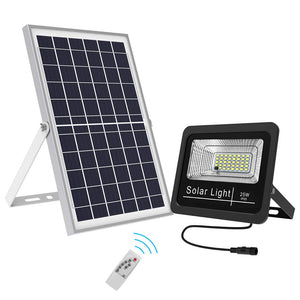 100W Solar Security Flood Lights