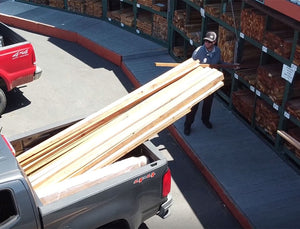 Tips & Tricks to Shop Our Lumber Yard Like a Pro