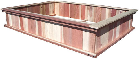 "4'X6' Garden Box kit (12"" tall)"