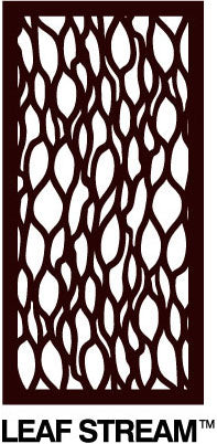 2'x4' LEAFSTREAM in Natural Brown (4-Pack)
