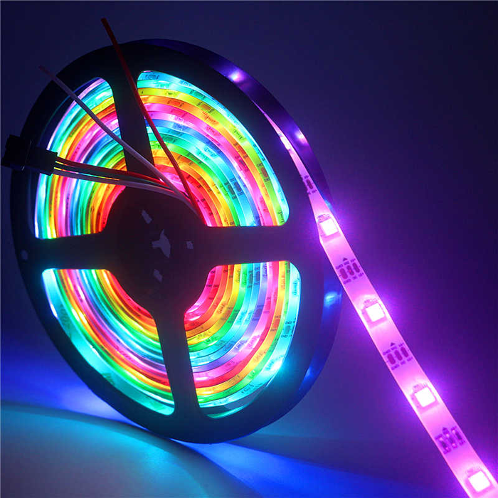 Led Pixel Strips Light