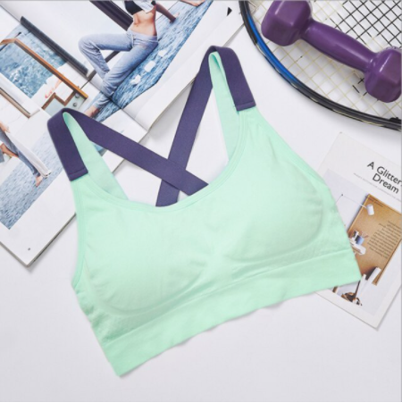 Women Adjustable Yoga Bra
