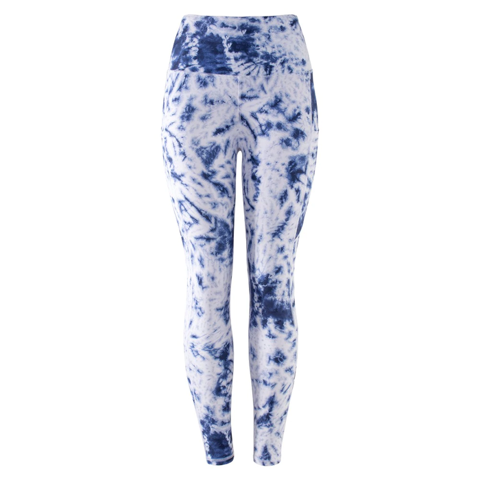 Yoga Tie Dye Tight Leggings
