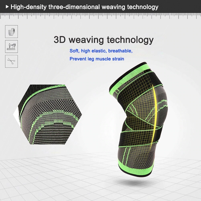 Breathable Protective Knee Pad