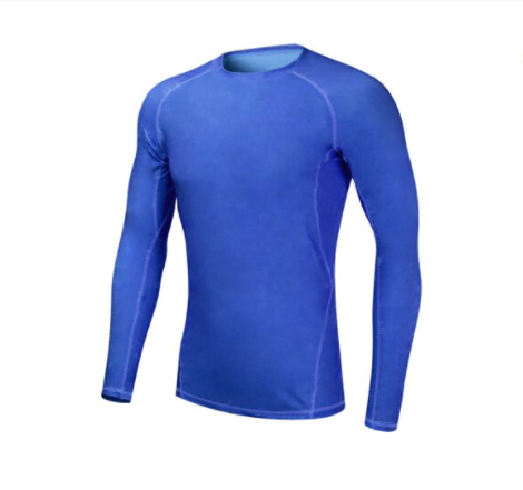 Fitness Yoga Men Long Sleeve