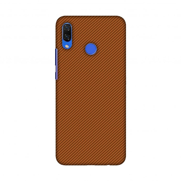Autumn Maple Texture Slim Hard Shell Case For