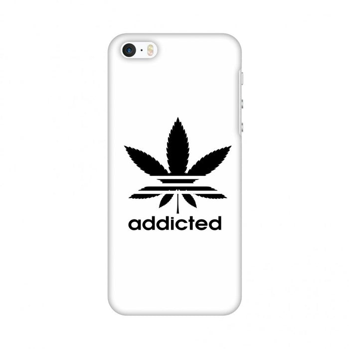 Addicted Slim Hard Shell Case For Apple iPhone SE
