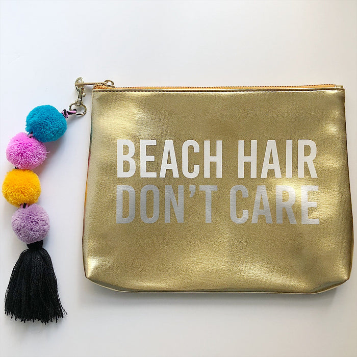 Beach Hair, Don't Care :: Wet Bathing Suit Bag