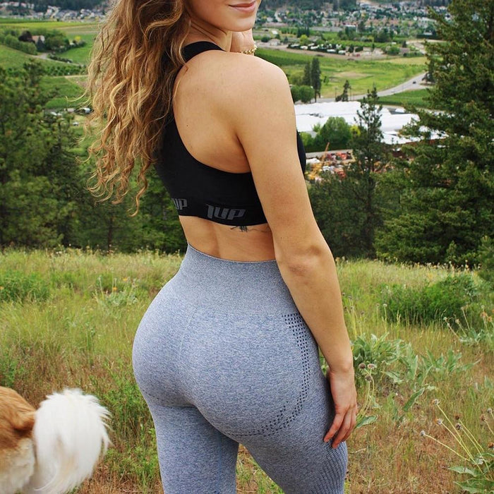 High Waisted Yoga Pants Full Length/Seamless