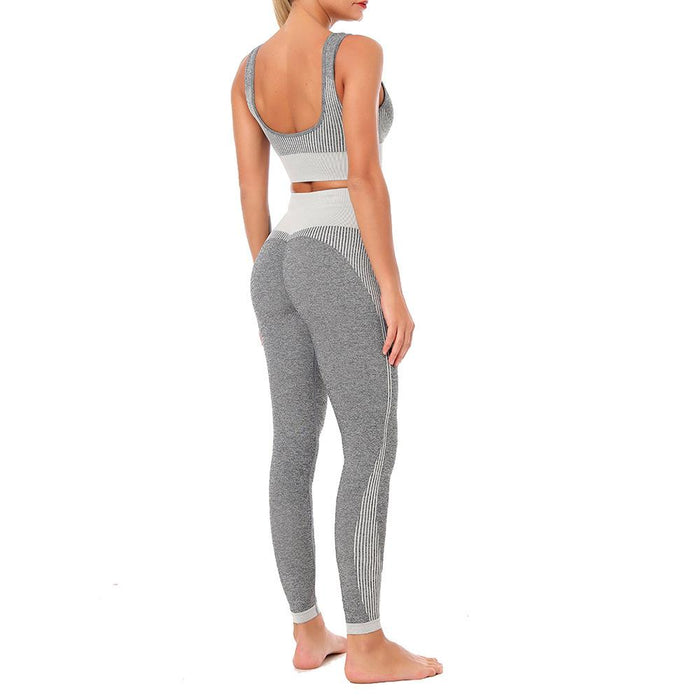 Yoga Set Sports Bra and Leggings
