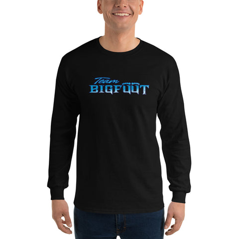 Team BigFUUT - Men's Long Sleeve Shirt