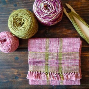 Weave a Scarf - Saturday 20th February