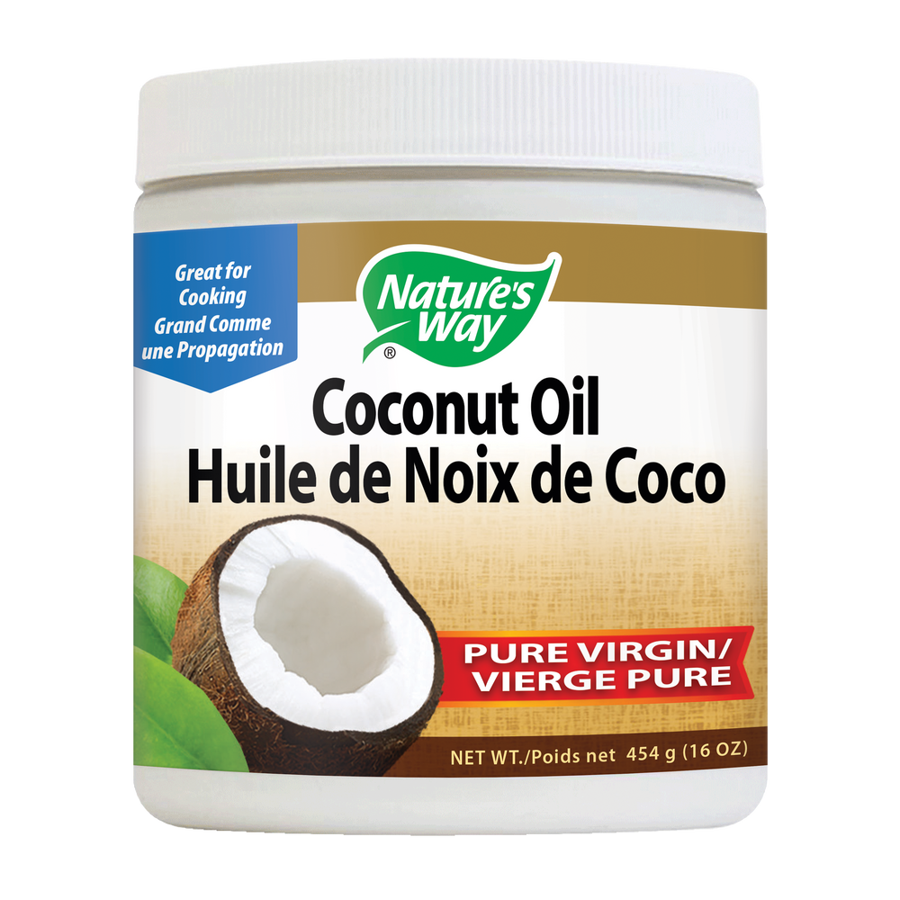 Coconut Oil Organic Pure Virgin