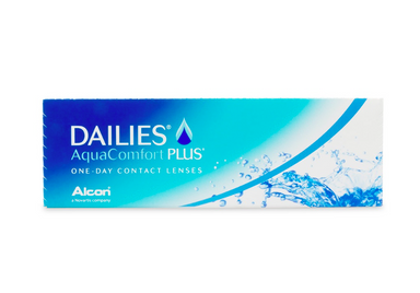 Dailies AquaComfort Plus (30 Pack) - Lensbox™