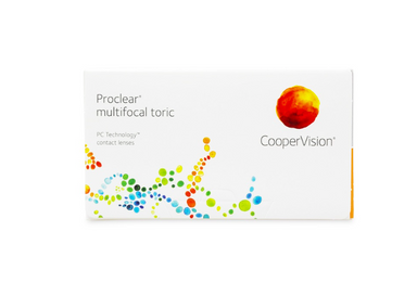 Proclear Multifocal Toric (6 Pack) - Lensbox™