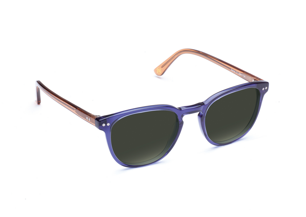 Stanley Sunglasses in Indigold
