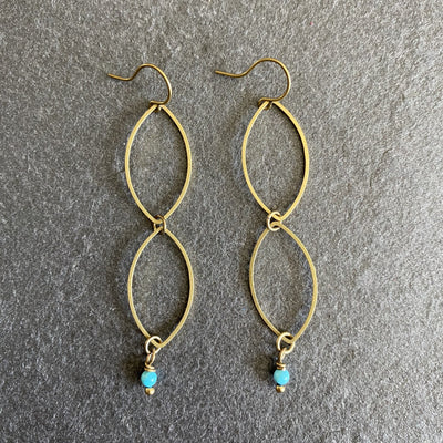 rise 2 earrings