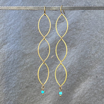 rise 3 earrings