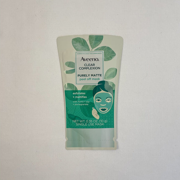 Aveeno Clear Complexion Peel Off Mask