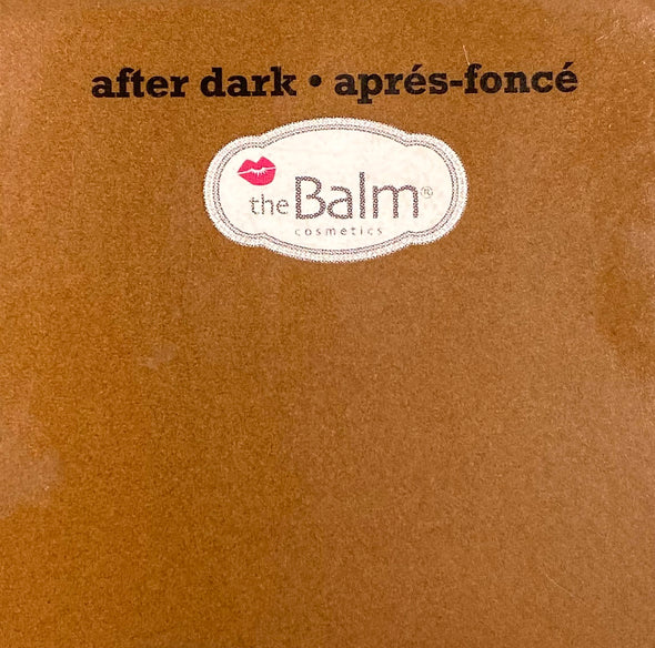 The Balm Even Stevens Whipped Foundation - after dark