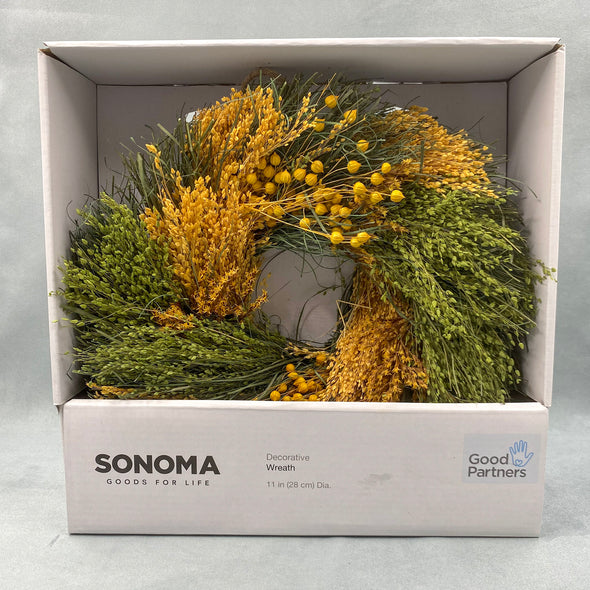 Sonoma Decorative Wreath