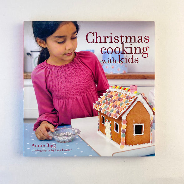 Christmas Cooking With Kids Cookbook