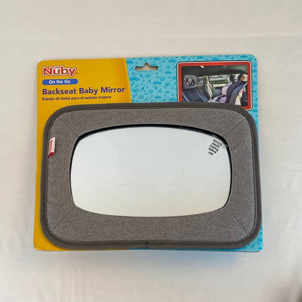 Nuby Backseat Baby Mirror