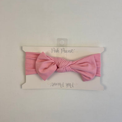 Posh Peanut Cotton Candy Pink headband