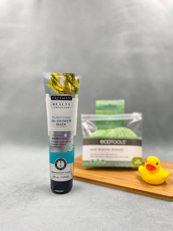 Freeman Purifying In-Shower Mask