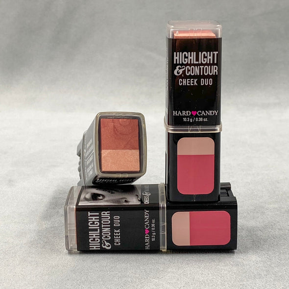 Hard Candy Highlight & Contour Cheek Duo