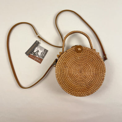 Rattan Bag made in Vietnam