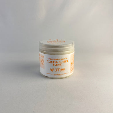 Shea Moisture Smoothing Hydration Cocoa Butter Blend