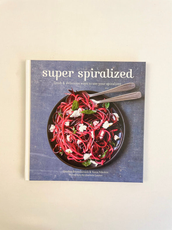 Super Spiralized Cookbook