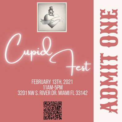 Cupid Fest Ticket