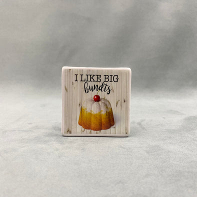 Big Bundts Kitchen Magnet