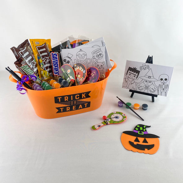 Family Fun Halloween Handcrafted Gift