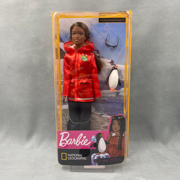 National Geographic Barbie