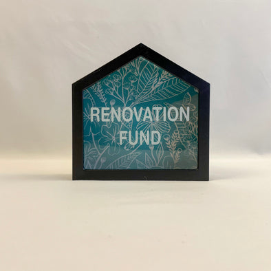 Money Bank renovation fund