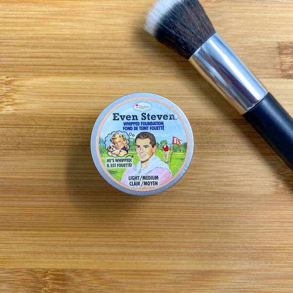 The Balm Even Stevens Whipped Foundation