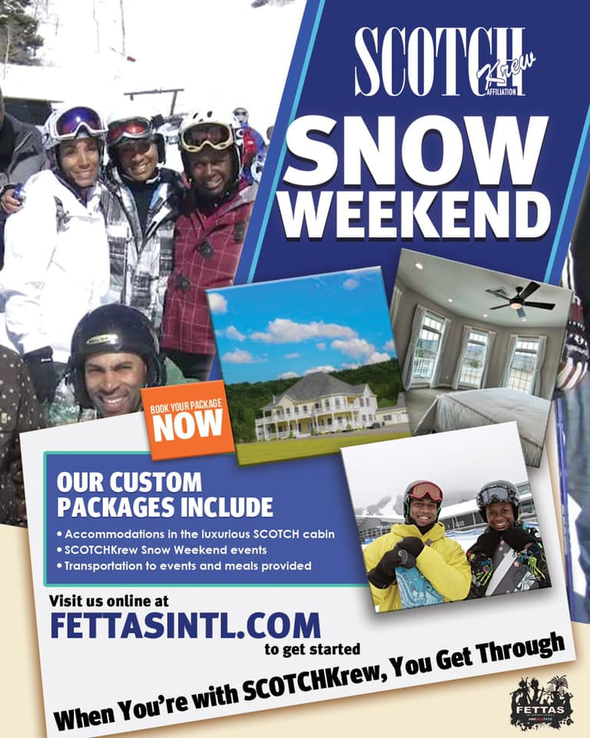 Fettas  International SKA Snow Weekend
