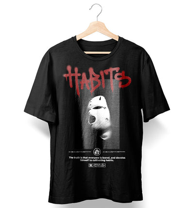 bad habits t-shirt