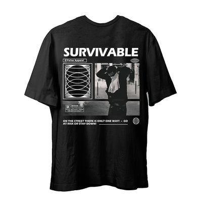 street survival t-shirt
