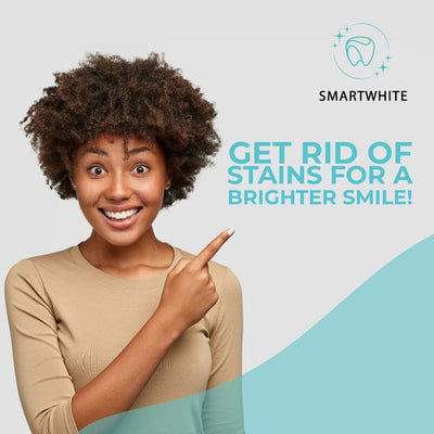 Smart White Teeth Whitening Kit - SmartWhite Co.