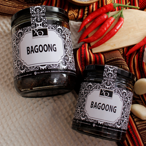 Garlic Bagoong