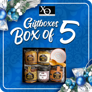 XO46 Christmas Giftbox | Box of 5