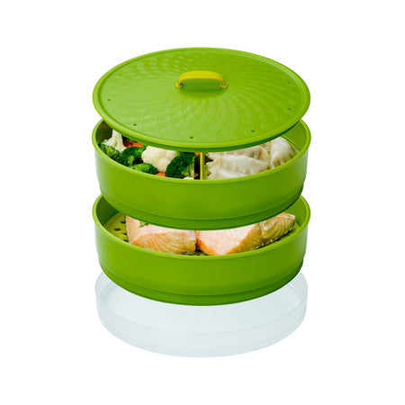 Chef'n - SteamSum Stacking Steamer