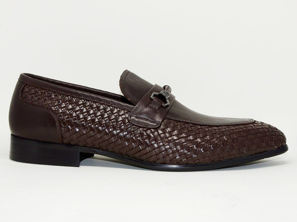 Coffee Brown Formal Shoes Slip On - Roberto Fabiani