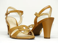 Ladies Sandal High/Med - Arezzo